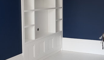Luxury Bespoke Shelving Unit