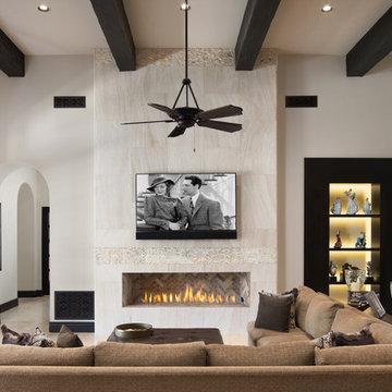Luxury Custom Fireplaces