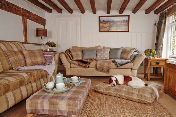 Country Living Room by The Stylish Dog Company