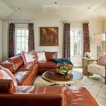 Houzz Tour: Dallas Home Merges Loving Memories and a Softer Touch