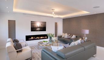 Luxury Family Home Living Area & Hallway