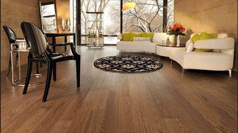 Luxury Hardwood Flooring Gallery