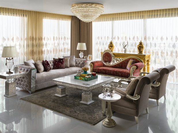 Living Room by Altus - Luxury Living