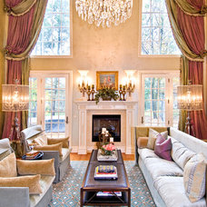 Traditional Living Room by Sophia Home Accents & Design