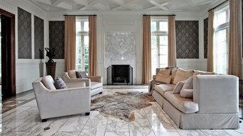 Luxury Home Staging - Modern Mansion