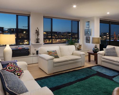 Contemporary Living Room Design Ideas, Renovations & Photos