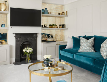 Luxury Living Room - Radlett