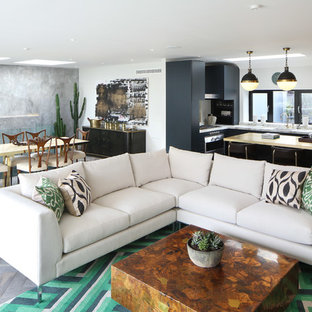 Luxury penthouse on The Strand by Peek Architecture and Barlow and Barlow Design