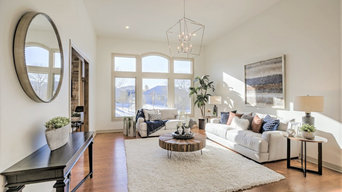 Luxury Staging - Silver Leaf Estates / Vacant Home