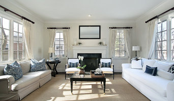 Luxury Transistional Family Room