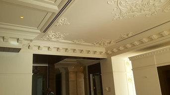 Luxury Victorian Plastering