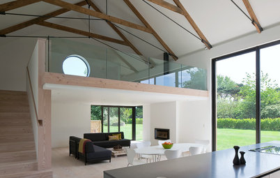 Houzz Tour: Fresh Ideas in a Former Tomato Packing Shed