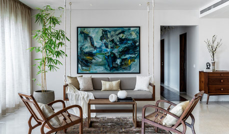 7 Design Ideas From the Most Popular Indian Living Rooms