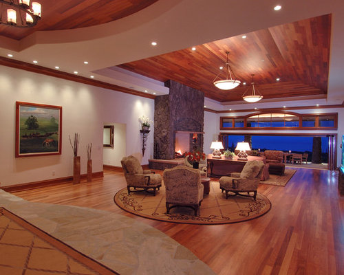 Wood Tray Ceiling Home Design Ideas Pictures Remodel And Decor