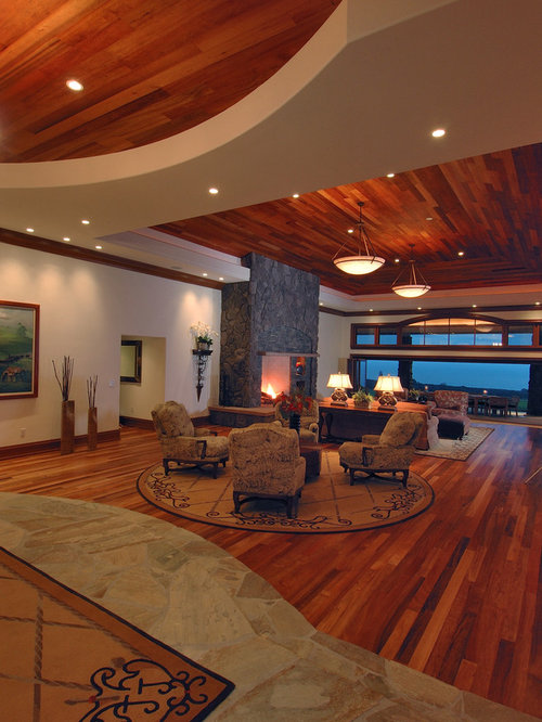 Hawaiian Curly Koa Flooring Houzz