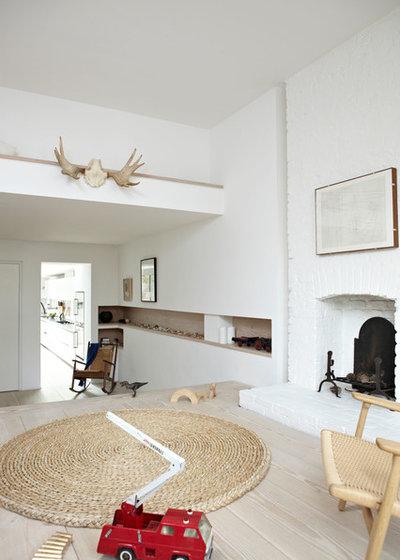 Scandinavian Living Room by Graham Atkins-Hughes