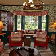 Farmhouse Living Room MacMurray Ranch