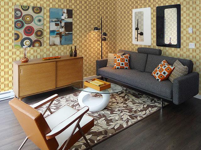 Modern Living Room by MAD - Modern Affordable Design Solutions Ltd