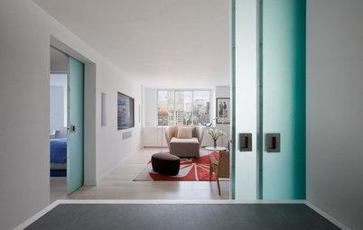 11 portes coulissantes pour un intérieur malin