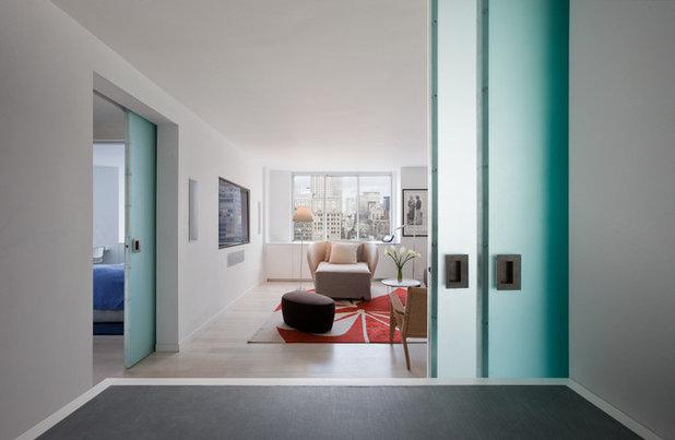 Comment cr er des espaces s par s dans une pi ce for Porte coulissante salon tunisie