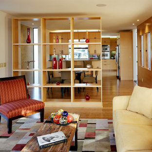 Wood And Glass Partition Ideas Houzz