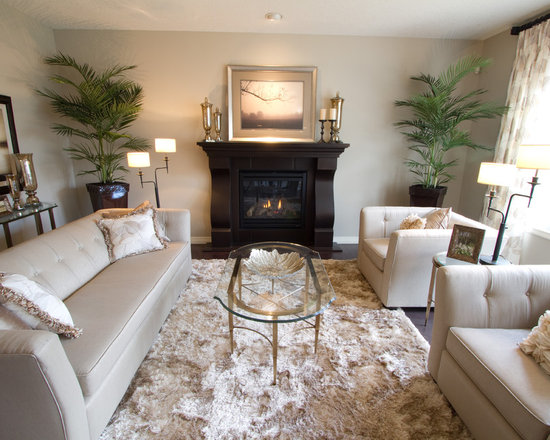 Formal Living Room Furniture Houzz - Formal living room chairs