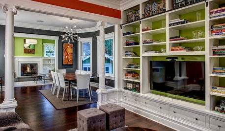 Houzz Tour: A Home Built for Lego Play