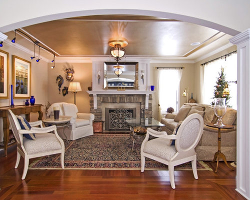 Inspiration For A Timeless Formal Living Room Remodel In Minneapolis