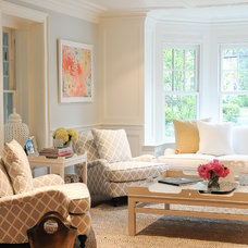 Traditional Living Room by Country Club Homes