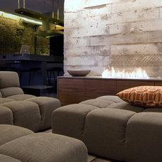 Modern Living Room by Falken Reynolds Interiors