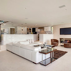 Contemporary Living Room by Cantoni Designer Sarah Monaghan