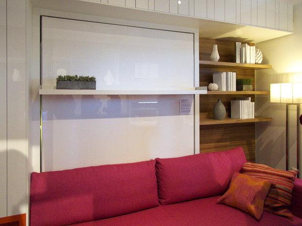 Modern Living Room by John Hill