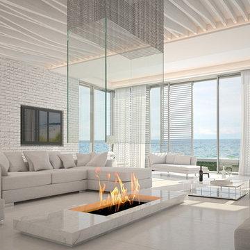 Malibu Living Room