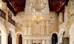 Malinard Manor - Living Room