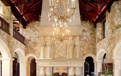 Houzz Tour: Private Castle in Austin