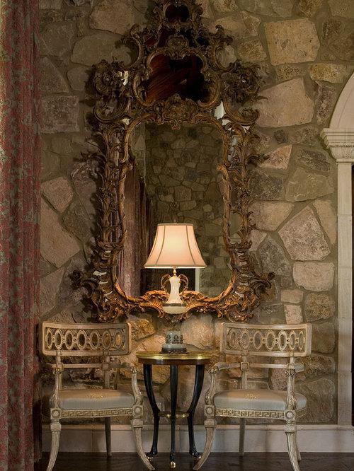 Italian mirror houzz for B q living room mirrors
