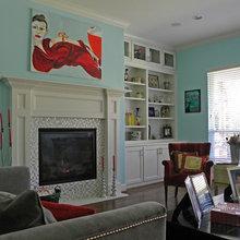 Living rooms/Art/Color/
