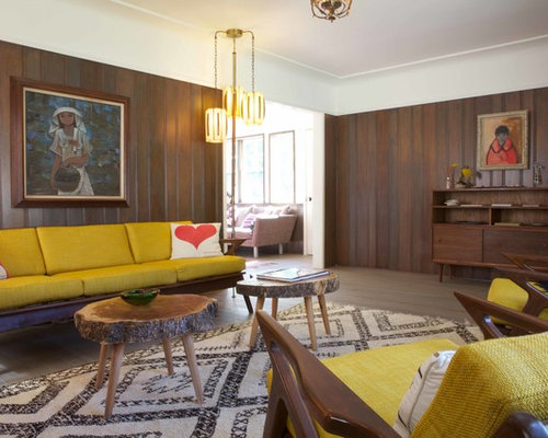 Vintage living room houzz for Aleso3d interior 026 lounge room