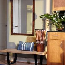 Modern Entry by Daniel Dionne Designs llc