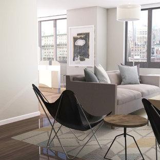 Manhattan Apartment - Living + Dining