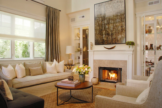 Wall Art For Traditional Living Rooms Can Fit Or Break The