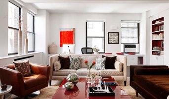Manhattan Loft Living Room