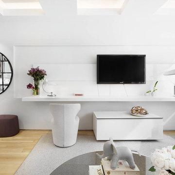 Manhattan Upper Eastside Hotel Condo Residence Interior Design