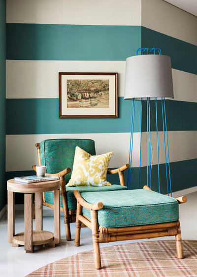 Stile Marinaro Soggiorno by Brett Mickan Interior Design