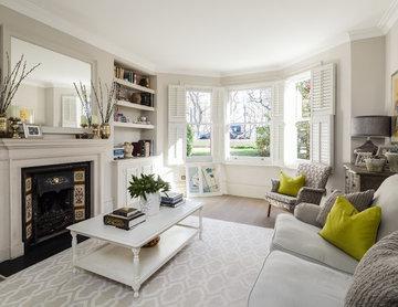Mansion flat - Battersea Park