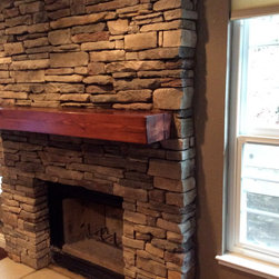 Mantel - just a very good looking Mantle.