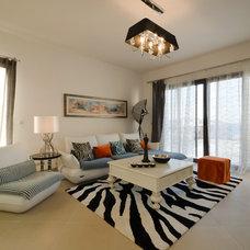 Mediterranean Living Room Marassi