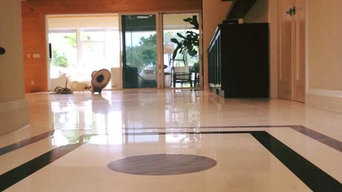 Marble Floor installation