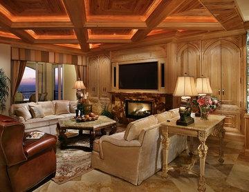 Marco Island Condo Living Room