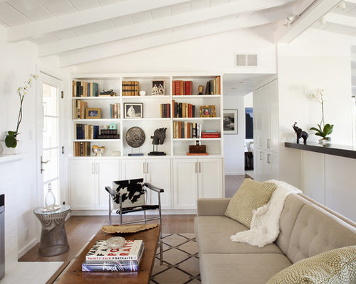Built In Bookshelves Houzz